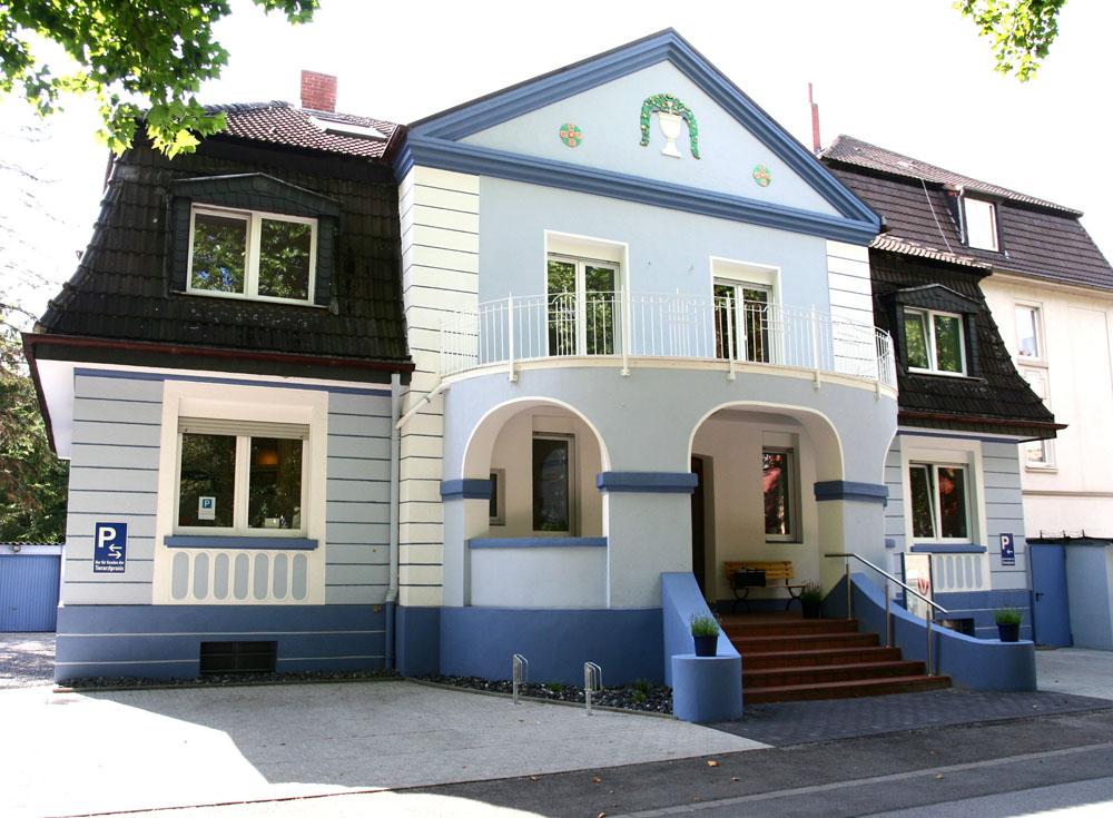 Schillerplatz 1 59065 Hamm Tierarztpraxis Plitt